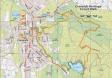 Creswick Heritage Walk map